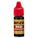 Refill Ink for Clik! & Universal Stamps, 7ml-Bottle, Red