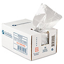 "Food Bags, 16 oz, 0.68 mil, 4"" x 8"", Clear, 1,000/Carton"