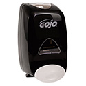 "FMX-12 Soap Dispenser, 1250 mL, 6.13"" x 5.12"" x 10.5"", Black"