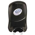 "Duo Manual Soap Dispenser, 1250 mL, 7.25"" x 3.88"" x 11.75"", Smoke"