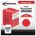 Compatible 7659 (7659) Ink, 8000 Page-Yield, Red