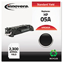 Remanufactured CE505A (05A) Toner, 2300 Page-Yield, Black