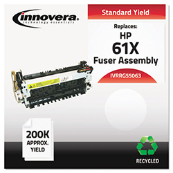 Remanufactured RG55063 (4100) Fuser
