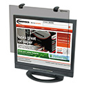 "Protective Antiglare LCD Monitor Filter, Fits 19""-20"" Widescreen LCD, 16:10"