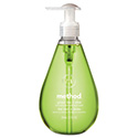 Gel Hand Wash, Green Tea and Aloe, 12 oz Pump Bottle