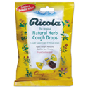 Cough Drops, Natural Herb, 21 Drops/Bag