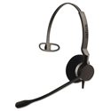 QD Monaural Over-the-Head Corded Headset