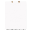 Write & Erase Tab Dividers for Classification Folders, Bottom Tab, 5-Tab, Letter