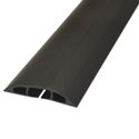 "Light Duty Floor Cable Cover, 72"" x 2.5"" x 0.5"", Black"