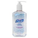 Advanced Instant Hand Sanitizer, 12oz Pump Bottle