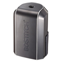 "Vertical Electric Pencil Sharpener, AC-Powered, 4.5"" x 3.75"" x 5.5"", Black"