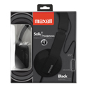 Solids Headphones, Black