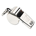Sports Whistle, Heavy Weight, Metal, Silver