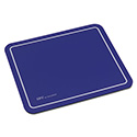 Optical Mouse Pad, 9 x 7-3/4 x 1/8, Blue