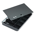 Cash Drawer Replacement Tray, Black
