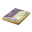 Array Card Stock, 65lb, 8.5 x 11, Ivory, 100/Pack
