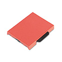 T5470 Dater Replacement Ink Pad, 1 5/8 x 2 1/2, Red