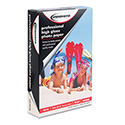 High-Gloss Photo Paper, 4 X 6, 100 Sheets/pack