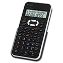EL-531XBWH Scientific Calculator, 12-Digit LCD