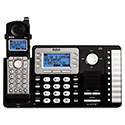 Visys Cordless Expandable Phone System, 2 Lines, 1 Handset