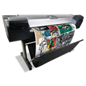 "Designjet Z5200 44"" Wide-Format Inkjet Printer with PostScript Capabilities"