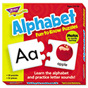 Fun to Know Puzzles, Alphabet