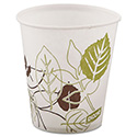 Pathways Wax Treated Paper Cold Cups, 5oz, 100/pack