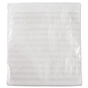 Get Reddi Sandwich Bag, 1 x 6 3/4 x 6 3/4, .36mil, Clear, 2000/Carton