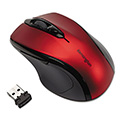 Pro Fit Mid-Size Wireless Mouse, Ruby Red
