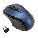 Pro Fit Mid-Size Wireless Mouse, Right, Windows, Sapphire Blue