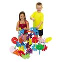 WonderFoam Giant Design Shapes, Assorted, 40 Pieces