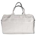 Canvas Organizer Bag, 24 Pockets, 16in