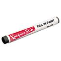 Lacquer-Stik Fill-In Paint Marker 51123, Broad Bullet Tip, Black