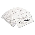 Shredder Lubricant Sheets, 8 1/2 X 5 1/2, 24 Per Pack