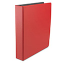 Economy Non-View Round Ring Binder, 1-1/2