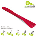 Smart Fab Disposable Fabric, 48 x 40 roll, Cranberry