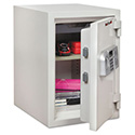 One Hour Fire and Water Safe, 0.97 ft3, 13-3/4 x 16-3/4 x 19-2/3, White