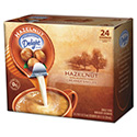 Coffee Creamer, Hazelnut, 0.4375 oz Liquid, 24/Box