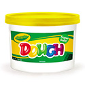 Modeling Dough Bucket, 3 lbs., Yellow