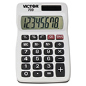 700 Pocket Calculator, 8-Digit Lcd