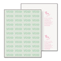 DocuGard Security Paper, 8-1/2 x 11, Green, 500/Ream