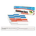 Common Core State Standard Pocket Chart Cards, Language Arts & Math, Grade 1