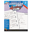 Common Core 4 Today Workbook, Language Arts, Grade 2, 96 pages