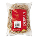 Rubber Bands, Size 117, 7 x 1/8, 50 Bands/1/4lb Pack