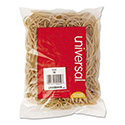 Rubber Bands, Size 19, 3-1/2 x 1/16, 310 Bands/1/4lb Pack