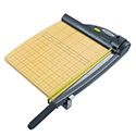 ClassicCut 15-Sheet Laser Trimmer, Metal/Wood Composite Base,12 x 12