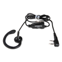 Khs31 Monaural Over-The-Ear Headset