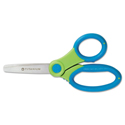 "Titanium Bonded Kids Scissors, 5"" Long, Rounded, Assorted Colors"
