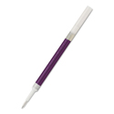 Refill for Pentel EnerGel Retractable Liquid Gel Pens, Medium, Violet Ink