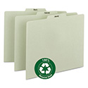 Recycled Top Tab File Guides, Monthly, 1/3 Tab, Pressboard, Letter, 12/Set